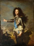 Людовик Французский, герцог Бургундский - Риго, Иасент