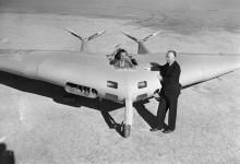 Джон Нортроп  - летчик-испытатель