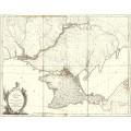 Карта Крыма. 1777