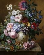 Ваза с цветами - Шантерейн, Камиль