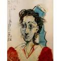 Жаклин Рок, 1958 - Пикассо, Пабло