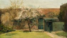 Цветение, Шантемес, 1893 -  Кондер, Чарльз