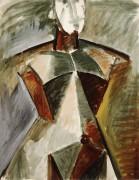 Торс женщины - Пикассо, Пабло