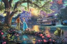 Принцесса и лягушка - Кинкейд, Томас
