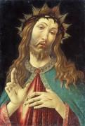 Христос, увенчанный тернием - Боттичелли, Сандро