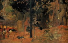 Купальщицы, 1898 - Гоген, Поль