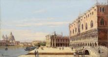 Дворец дожей, Венеция - Брандейс, Антониетта