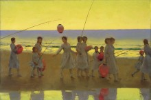 Песчаная коса - Готч, Томас Купер