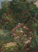 Цветник, 1884 - Кайботт, Густав