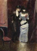 На маскараде, 1885 -  Форен, Жан-Луи