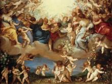 Музицырующие ангелы - Брейгель, Ян (Старший)