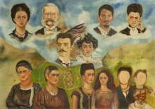 Семейный портрет - Кало, Фрида