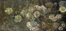 Натюрморт с цветами - Моне, Клод