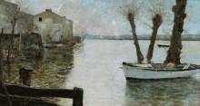 Наводнение, 1886 - Мофра, Максим