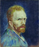 Автопортрет 3 (Self Portrait 3), 1887 - Гог, Винсент ван