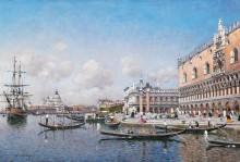 Карнавал в Венеции - Херцег, Йосеф