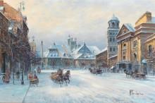 Варшава, зима - Хмелинский, Владислав