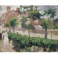 Берфорд парк, Лондон, 1897 - Писсарро, Камиль