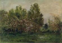 Яблоневый цвет - Добиньи, Шарль-Франсуа
