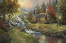 Рай в горах - Кинкейд, Томас