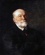 Портрет Н. Пирогова. 1881 - Репин, Илья Ефимович