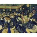 Танцевальный зал в Арле (The Dance Hall in Arles), 1888 - Гог, Винсент ван