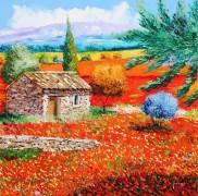 Маковое поле - Жаньячик, Жан-Марк (20 век)