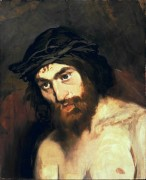 Голова Христа - Мане, Эдуард