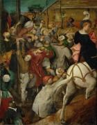 День святого Мартина - Брейгель, Питер (Старший)