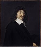 Портрет Рене Декарта 1649 - Хальс, Франц