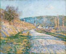 Пейзаж близ Ветея - Моне, Клод