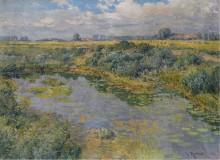 Речной пейзаж, 1919 - Радимски, Вацлав