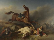 Эпизод на поле битвы - Тчагени, Чарльз-Филоген