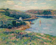 Река Белон, 1908 - Море, Анри