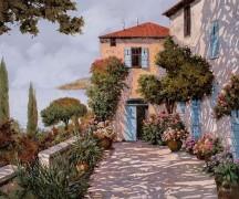 Фиолетовая пальметта - Борелли, Гвидо (20 век)