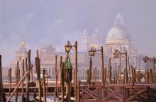 Туман в Венеции - Борелли, Гвидо (20 век)