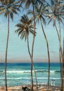Под пальмами на Цейлоне -  Крейн, Уолтер