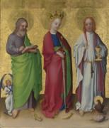 Трое святых - Лохнер, Штефан