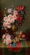 Натюрморт с цветами - Карлье, Макс