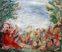 Святой Антоний, 1932 - Энсор, Джеймс