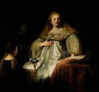 Артемида - Рембрандт, Харменс ван Рейн