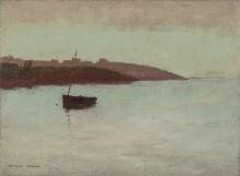Рыбацкая лодка - Редон, Одилон