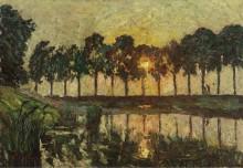 Деревья у озера - Клаус, Эмиль
