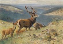 Королевский олень - Рик, Эмиль