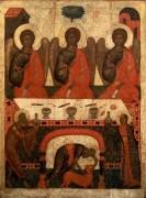 Святая Троица Ветхого Завета, Псковская школа, 16 век
