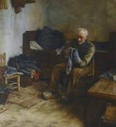 Старый рыбак - Лэнгли, Уолтер