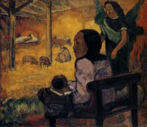 Рождество, 1896 - Гоген, Поль