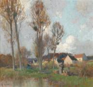 Лесоруб на околице деревни - Жакоб, Александр