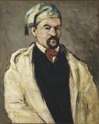 Доминик Обер, дядя художника - Сезанн, Поль