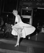 Мэрилин Монро на решетке в метро - Гольдштейн, Сэм